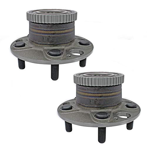 2 Pack Rear Left & Right Wheel Hub Bearing Assembly Fit for Acura Legend 1991-1995