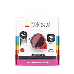 Polaroid Originals Onestep Lens Filter Set, White (4690) by Impossible