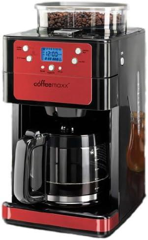 Tv Das Original Coffeemaxx Premium - Cafetera de Goteo, color rojo ...