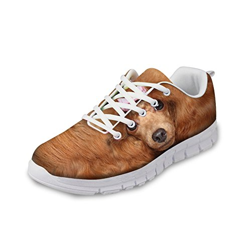 Sneakers Shoes Poodle1 Bigcardesigns Cat Womens Running nwZq0zPW7