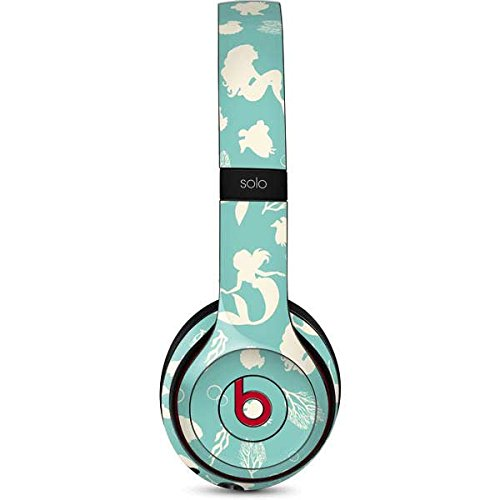 The Little Mermaid Beats Solo 3 Wireless Skin - Ariel Under the Sea Print Vinyl Decal Skin For Your Beats Solo 3 Wireless