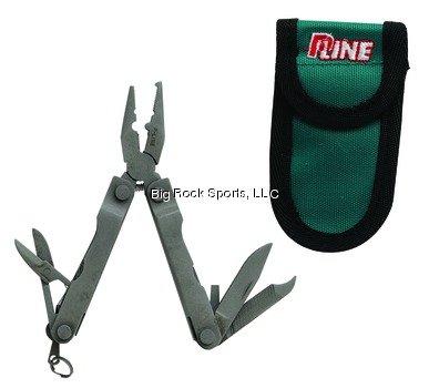 P-Line Multi-Tool Mini Stainless Steel Split Ring Plier