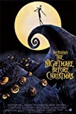 "THE NIGHTMARE BEFORE CHRISTMAS - NEW POSTER (Size 24""x36"")"