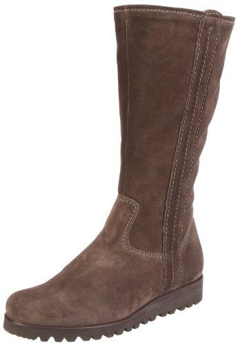 Womens Udine Boots Brown Praline Braun Hassia H Weite BdwCzBqS
