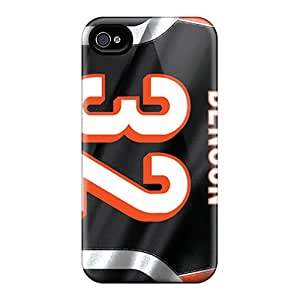 JonathanMaedel Iphone 6plus Durable Cell-phone Hard Cover Support Personal Customs Trendy Cincinnati Bengals Image [pXS8444MNCL]
