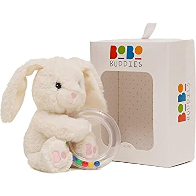 Bobo Buddies Betsy The Bunny Rattle : Baby