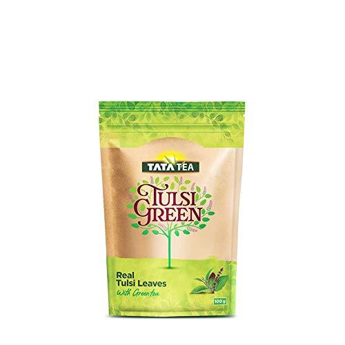 Tata Tea Tulsi Green Pouch, 100g