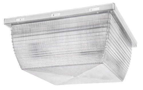RAB VAN4F42QTPC Vandalproof 12 X 12 Ceiling 42W CFL Qt + Van4Bb + 120V with Photocell