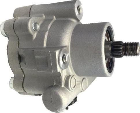 Well Auto 21-5366 New Power Steering Pump for 04-11 Infiniti QX56 04-09 Nissan Armada 08-10 Nissan Pathfinder 04-10 Nissan Titan