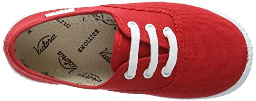 rouge Adulto Da Unisex Sneakers Rosso Victoria XxwHYgHq
