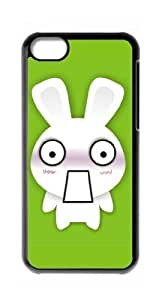 HeartCase Hard Case for Apple iPhone 5C ( Bunny rabbit )