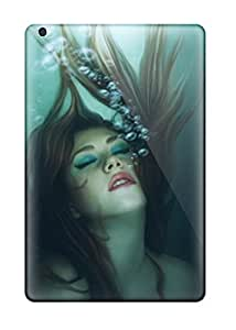tiffany moreno's Shop Hot Ideal Case Cover For Ipad Mini 2(woman Under Water Painting), Protective Stylish Case