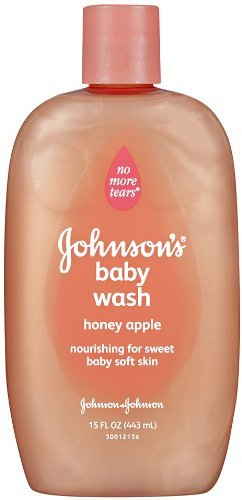 Johnsons Honey - Johnson's Baby Wash, Honey Apple, 15 Ounce by Johnson's Baby