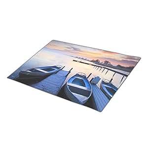 B.R.Z Best Doormat Pier Ocean Calm