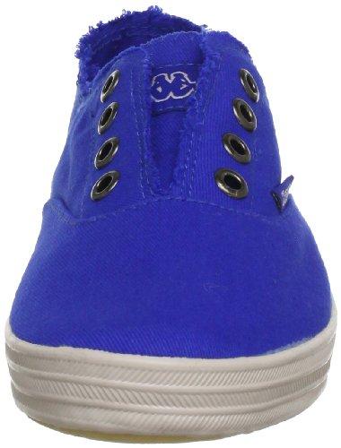 Kappa HOLY SLIP IN - Zapatillas de lona unisex multicolor - Mehrfarbig (6042 BLUE/SAND 6042 BLUE/SAND)