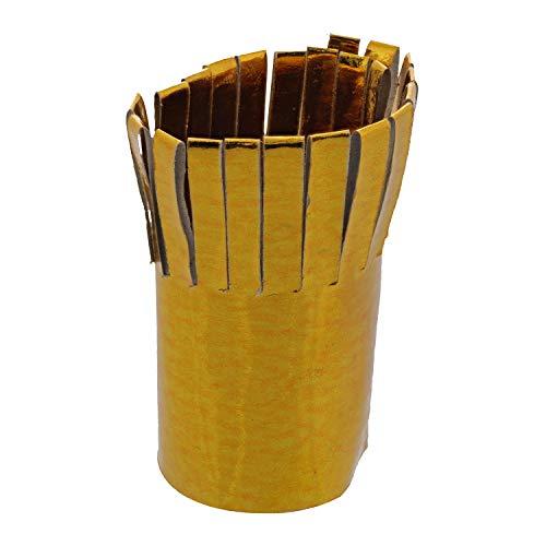 Royal Gold Foil Chopholders, Package of 250