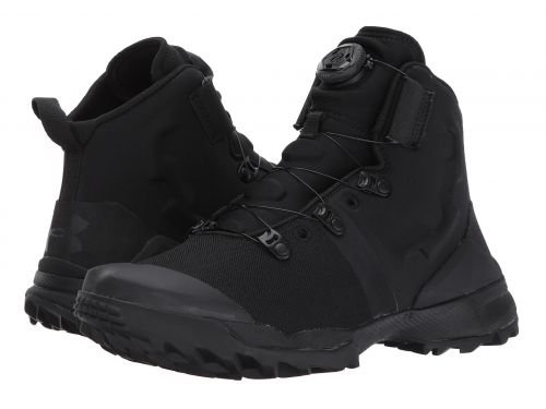 Under Armour(アンダーアーマー) メンズ 男性用 シューズ 靴 ブーツ 安全靴 ワーカーブーツ UA Infil Black/Black/Black [並行輸入品] B07BKQLMQ2 13 D Medium