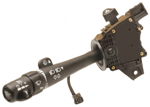 ACDelco D6261C GM Original Equipment Turn Signal, Headlight Dimmer, Windshield Wiper and Washer Switch with Lever