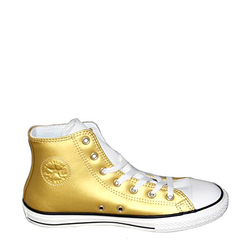 Converse , Baskets pour fille or or