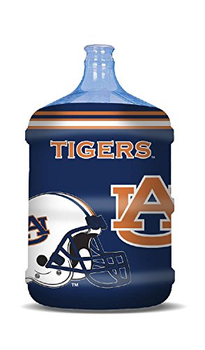 NCAA Bottle Skinz 5 Gallon Water Cooler Cover, Auburn Tigers