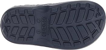 Crocs Unisex-kids Handle It Rain Boots, Navy, 1 M Us Little Kids 2