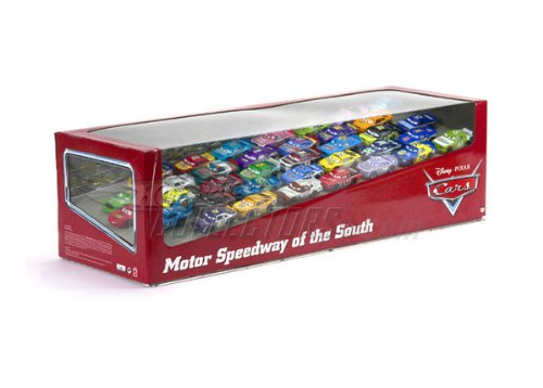 The South Diecast Car (Disney / Pixar CARS Movie 155 Die Cast Factory Sealed Set Cars Motor Speedway of the South 36 Cars)