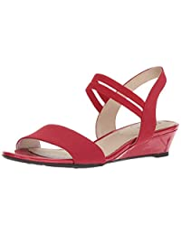 LifeStride Women's Yolo Wedge Sandal