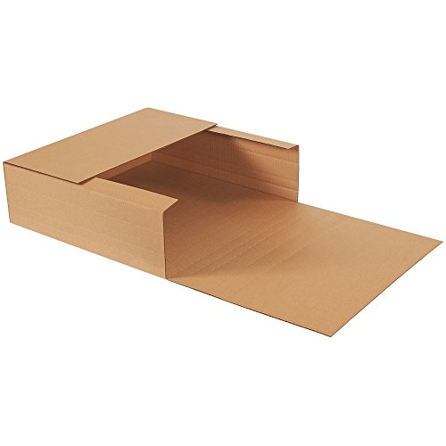 "BOX USA BM24186 24""L x 18""W x 6""H, Kraft (Pack of 20)"