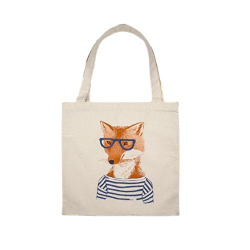 Elegant Fox Fox Tote Tote Bag Bag Elegant Fox Elegant BSBTnxdqr
