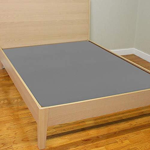 Greaton 2-Inch Wood Bunkie Board/Slats,Mattress Bed Support,Fits Standard Twin Size