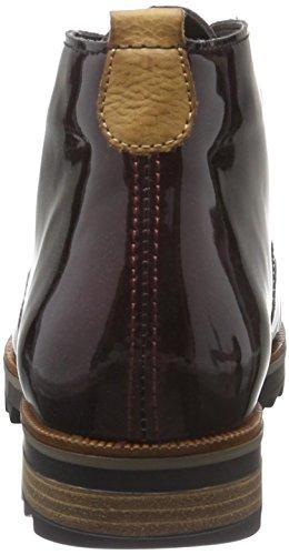 Remonte R2270, Botines para Mujer Rojo (Bordeaux/muskat / 35)