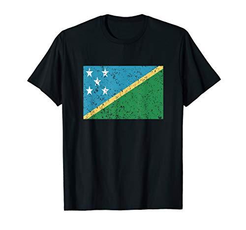 - Solomon Islands Flag T-Shirt