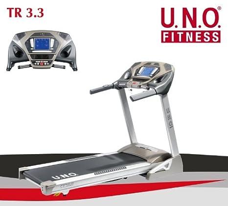 Uno Fitness tr 3.3 cinta de correr – Incluye Pulsómetro Polar ...