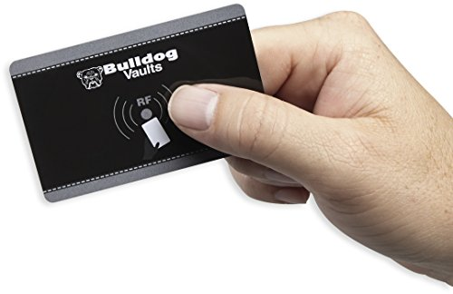 Bulldog Vaults Magnum Top Load LED Quick Vault with RFID Access by Bulldog Vaults (Image #5)
