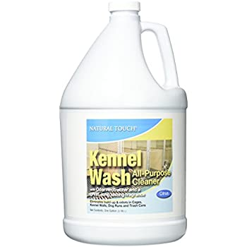 Amazon Com Kennel Wash With Odor Neutralizer Gallon