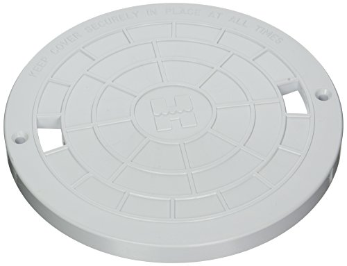 Hayward Spa Skimmer - Hayward SPX1075C1 Cover White Replacement for Select Hayward Automatic Skimmers