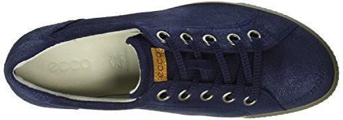 Ecco Summer Zone - Zapatillas para mujer Azul (MIDNIGHT/LION50004)