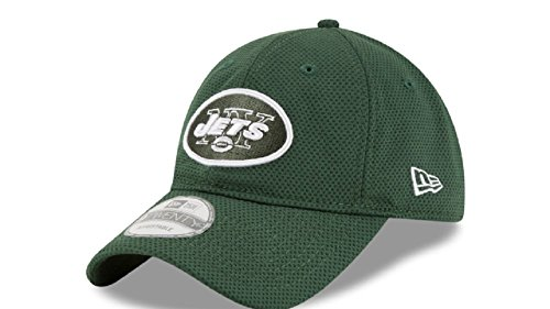 費やすクロール並外れたNew York Jets新しいEra Perf Shoreトレーニングメッシュ9twenty Adjustable Hat