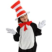Elope Dr. Seuss Cat in the Hat Costume Accessories For Kids