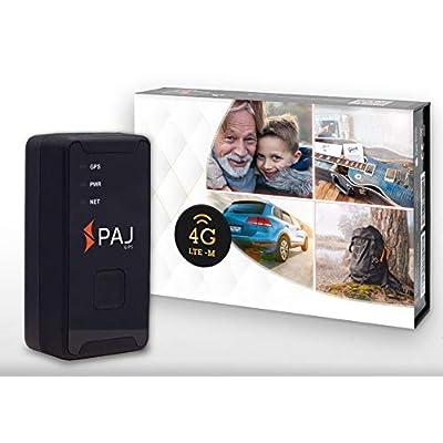PAJ GPS Allround Finder Version 2020- GPS Tracker etwa 20 Tage Akkulaufzeit (bis zu 60 Tage im Standby Modus) Live…