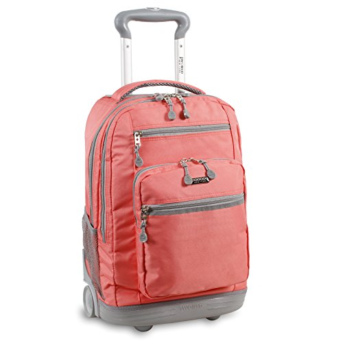 j-world-new-york-sundance-ii-rolling-backpack-blush-one-size