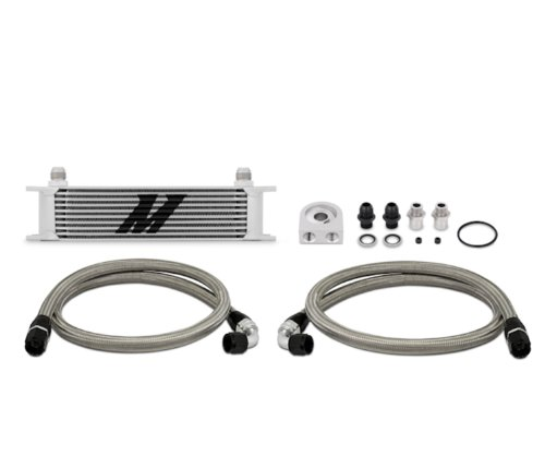 Mishimoto MMOC-U Universal Oil Cooler Kit (Cooler Oil Racing Kit)