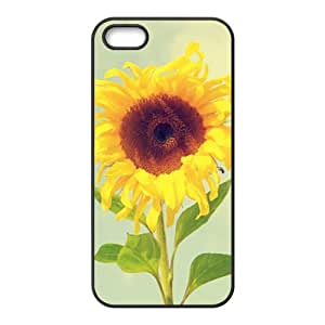 WAGT sunflower Phone Case for Iphone 5s