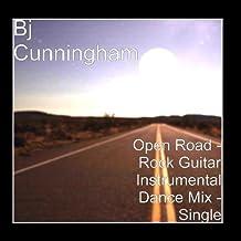 Open Road - Rock Guitar Instrumental Dance Mix - Single