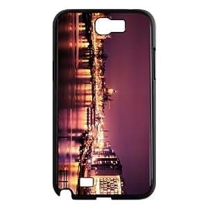 Samsung Galaxy N2 7100 Cell Phone Case Black amsterdam City 003 YD714985