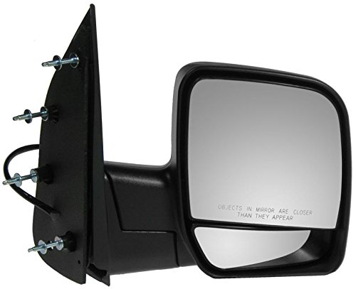 (Power Side View Mirror Folding Passenger Right RH for 02-08 Econoline Van)