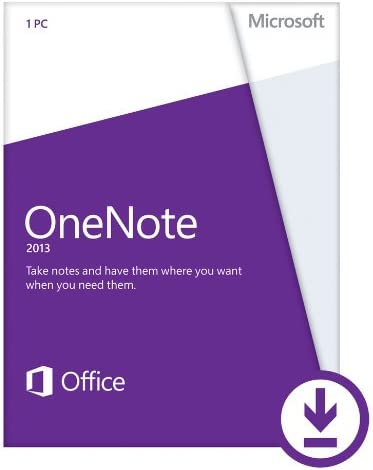 run onenote 2013