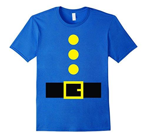 The A Team Halloween Costume Ideas (Mens Halloween Dwarf Theme Party Costume Shirts Kindergarten Team 2XL Royal Blue)