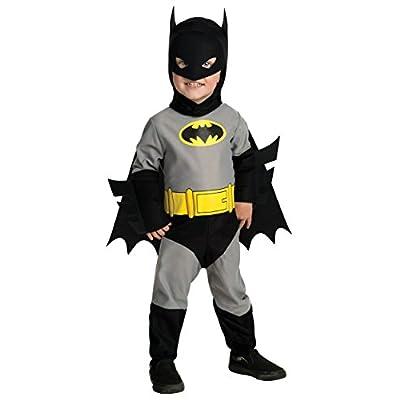 Rubie's Infant Batman Costume: Toys & Games