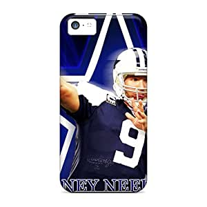 Premium [YiE14014dPmx]dallas Cowboys Cases For Iphone 5c- Eco-friendly Packaging
